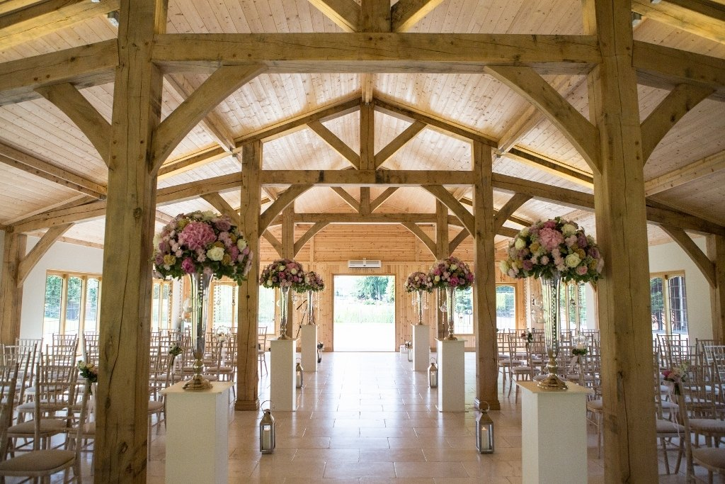 Colshaw Hall: Luxury Cheshire Wedding Venue