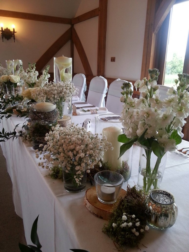 Dreamweavers Venue Stylists at Sandhole Oak Barn, Cheshire