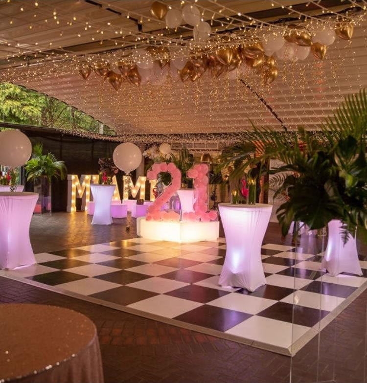 AS SEEN ON TV! Cheshire housewives party at Delamere manor
